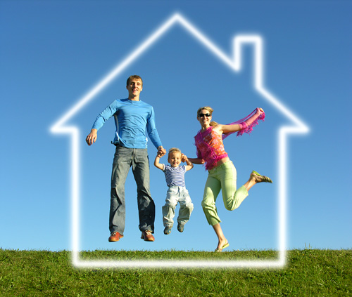 4 Steps to  Home Ownership for a Happy New Year