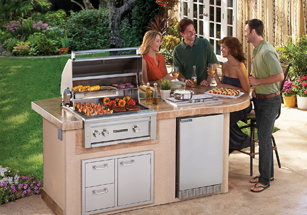 Investing in An Outdoor Kitchen