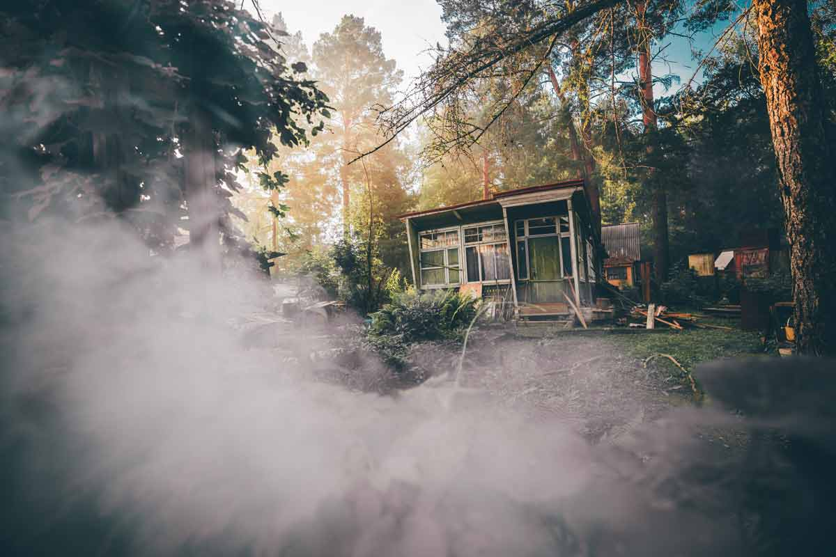 8 Ways To Protect Your Home From Bushfire Smoke This Summer