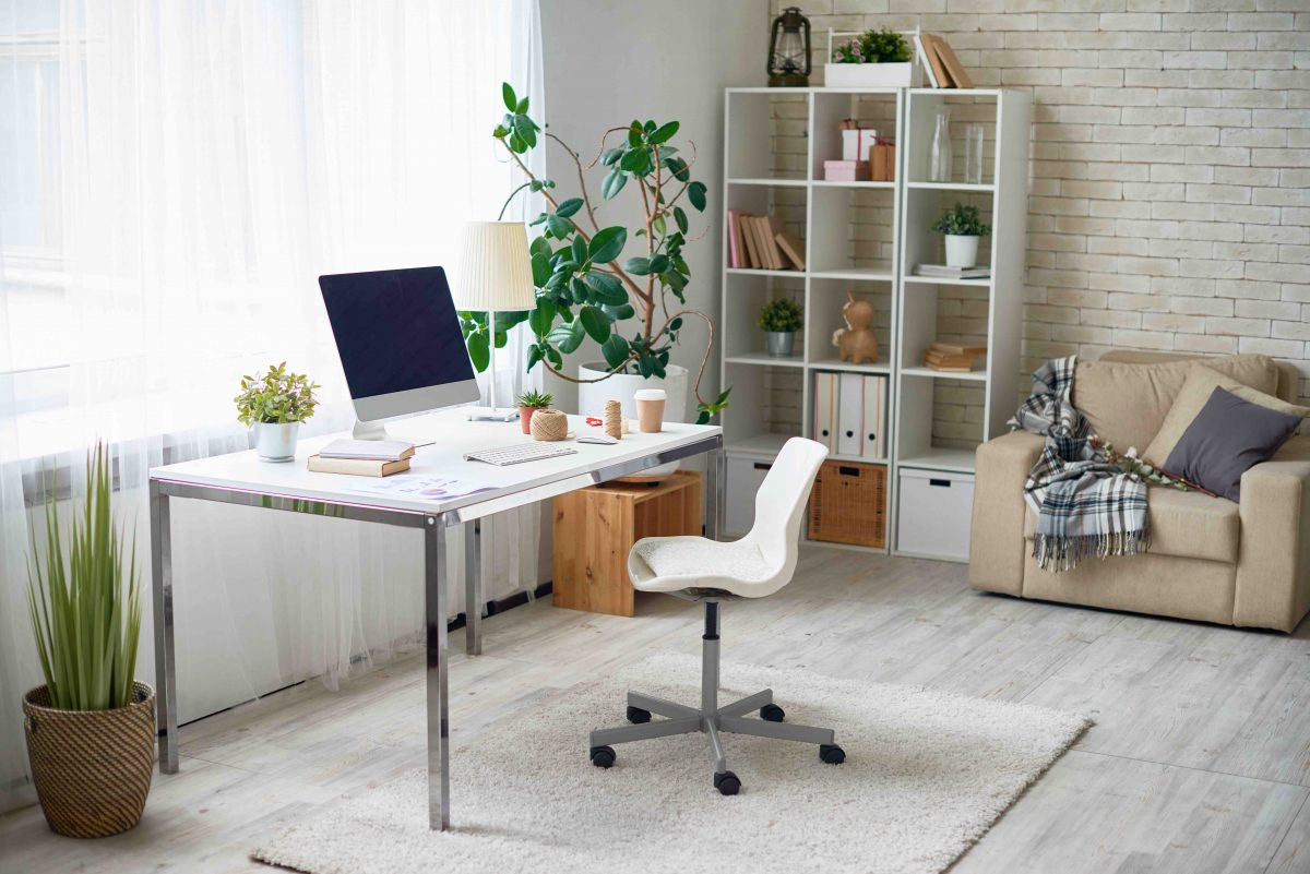 9 Tips For Creating an Efficient Home Office
