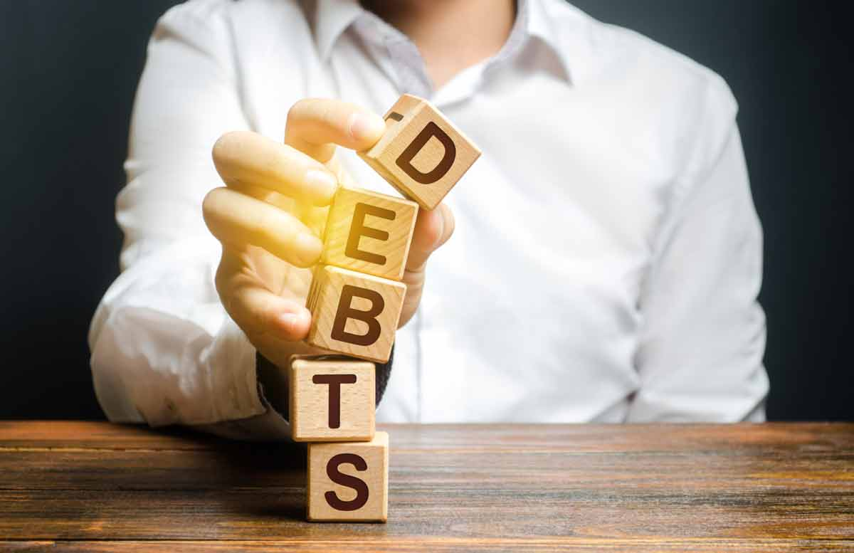 Five Tips For Debt Reduction
